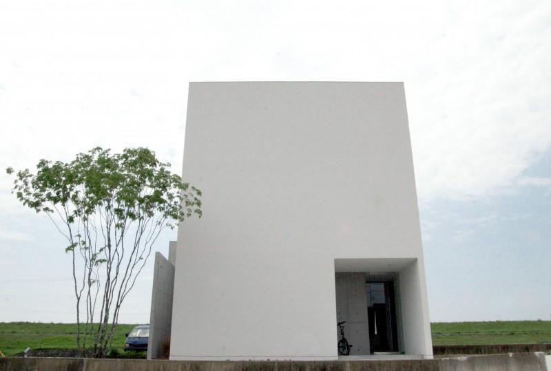 江口町の家